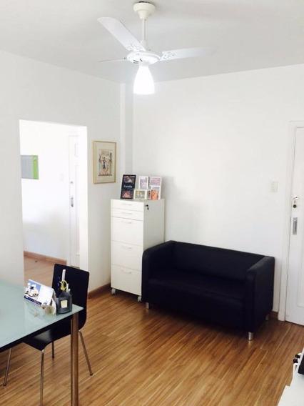 Sala Em Centro, Santos/sp De 60m² À Venda Por R$ 170.000,00 - Sa93242