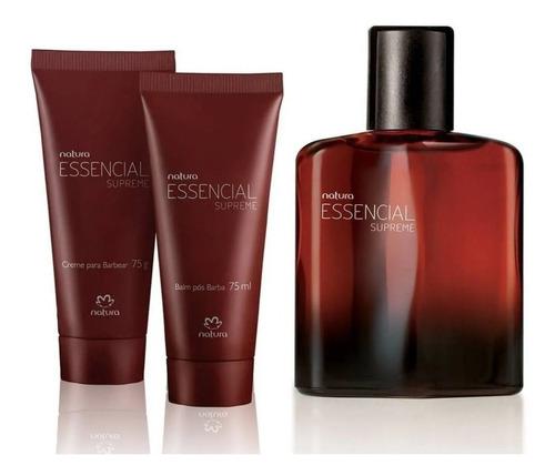 Kit Perfume Essencial Supreme Hombre Natura