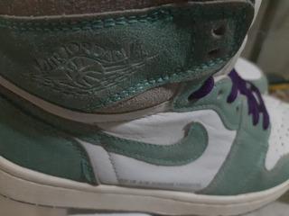 Sneakers Jordan 1 Turbo Green
