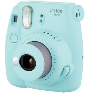 Câmera Fujifilm Instax Mini 9 - Foto Instantânea