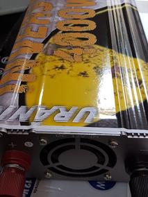 Inversor Onda Senoidal 110v 4000w 12v P/ Freezer Peq