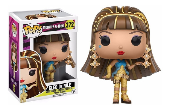 Monster High - Boneca Cleo De Nile Pop Funko #372