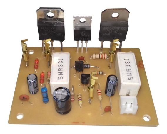 Modulo Amplificador 100 - 150 Watts Mono - Sin Conectores