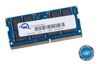 Memoria Ram Owc 16.0gb 2666mhz Ddr4 Pc4-21300 So-dimm