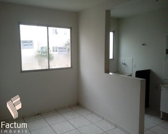 Apartamento Para Locação Spazio Beach Chácara Letônia, Americana - Ap00406 - 33356295