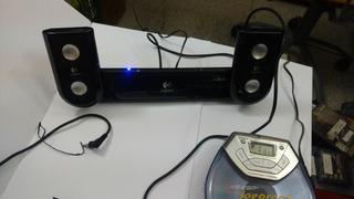 Bocina Amplificada Logitech S-0179a Playgear Amp Speaker