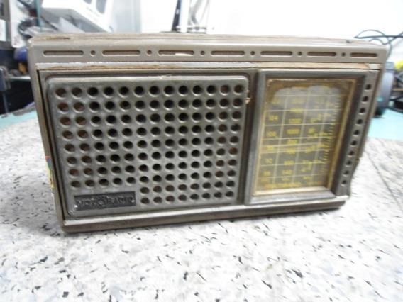 Rádio De Mão Motorádio Rpf-m31 - No Estado