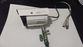 Câmera Infra Residencial E Comercial 1200 Linhas- 30 Mts