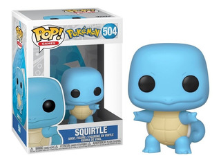 Funko Pop Pokémon Squirtle 504