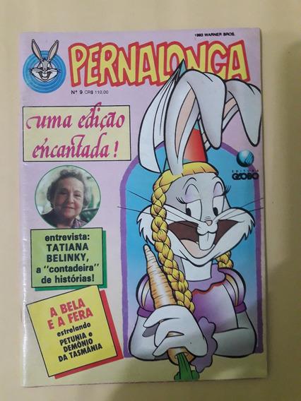 Revista Em Quadrinhos Pernalonga Nº 09 - Ano 1993