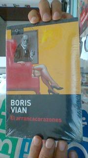 Boris Vian. El Arrancacorazones.