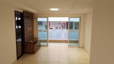 Apartamento Em Intermares, Cabedelo/pb De 63m² 2 Quartos À Venda Por R$ 205.000,00 - Ap211104