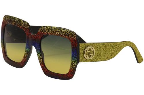 04482f1817 Gafas Gucci Estilo Piloto!!! Lentes Para Sol - Lentes en Mercado ...