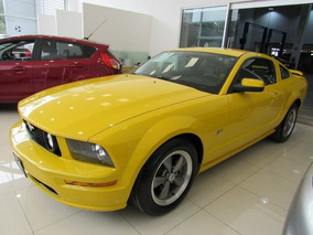 Ford Mustang 2 Pts. Gt Base, Tm5, V8 2005 Seminuevos
