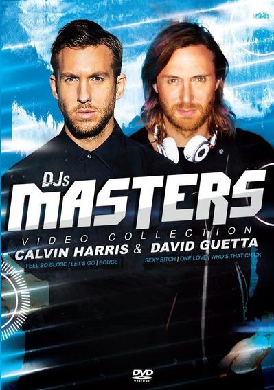 Calvin Harris & David Guetta - Djs Masters Video Collection