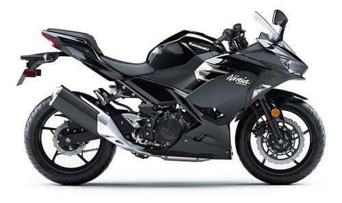 Kawasaki Ninja 400 - Preta - 0 Km
