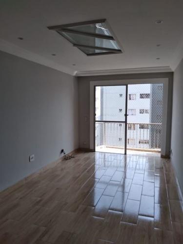 Imagem 1 de 29 de Apartamento De 76 M² 3 Dorms (1 Suíte) No Centro. - Ap2120