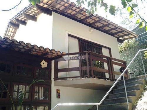 Imagem 1 de 25 de Casa À Venda, 124 M² Por R$ 950.000,00 - Itaipu - Niterói/rj - Ca19309