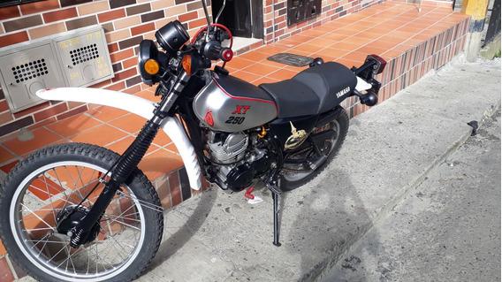 Yamaha Xt 250 Clasica Hermosa - Negociable