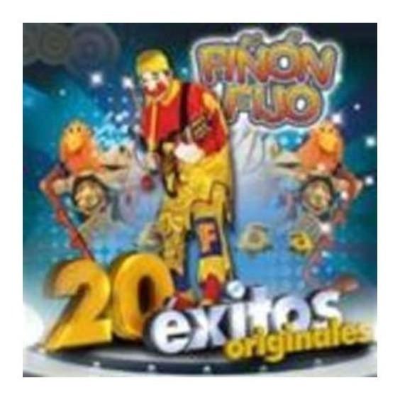 Piñon Fijo Piñon Fijo: 20 Exitos Originales Cd Nuevo