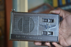 Radio Vhf/air Am Vintage Juliette