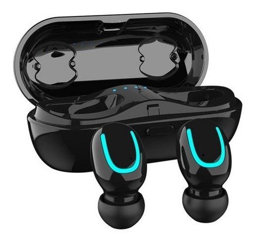 Fone De Ouvindo Bluetooth Tws Hbq Q13s Mini Carregador C/nfe