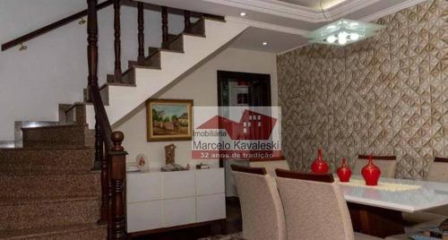 Imagem 1 de 29 de Casa Com 3 Dormitórios À Venda, 168 M² Por R$ 780.000 - Parque Da Vila Prudente - São Paulo/sp - Ca1272