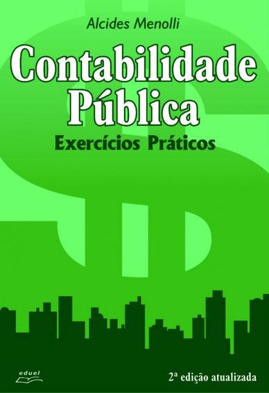 Livro Contabilidade Pública: Exercícios Práticos