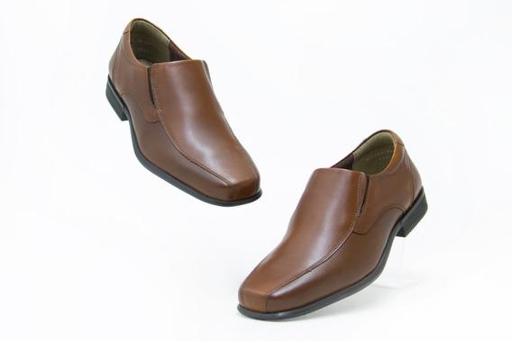 Zapatos Mocasín Caballero Flexi 400202 Tan Original