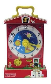Reloj De Enseñanza Clasico Fisher Price