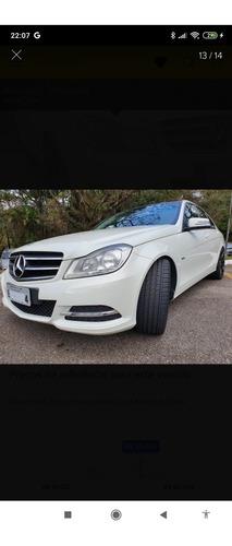 Imagem 1 de 14 de Mercedes-benz Classe C 2012 1.8 Avantgarde Turbo 4p