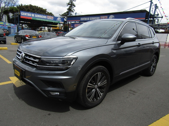 Volkswagen Tiguan Highline At 2000cc 4x4