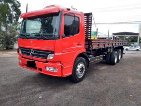 Mercedes Benz Mb Atego 1725 2425 Truck 6x2 Com Carroceria