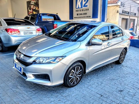 Honda City 1.5 Dx 16v Flex 4p Automático 2017/2017