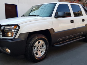 Chevrolet Avalanche 5.3 Lt Aa Ee Cd Piel 4x4 At 2006