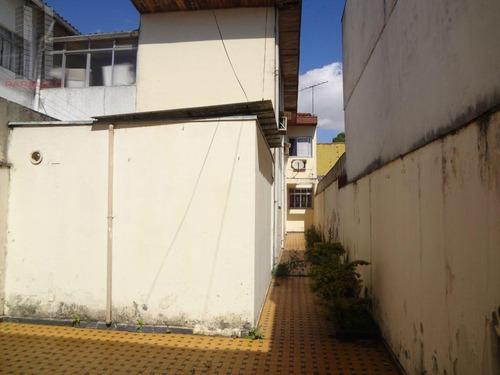 Sobrado Residencial À Venda, Vila Prudente, São Paulo. - So0678
