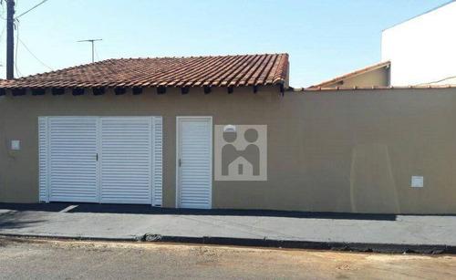 Imagem 1 de 18 de Casa Com 2 Dormitórios À Venda, 150 M² Por R$ 230.000 - Geraldo Correia De Carvalho - Ribeirão Preto/sp - Ca0781