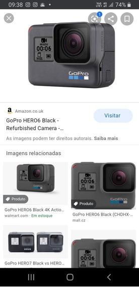 Go Pro Hero 6 Black
