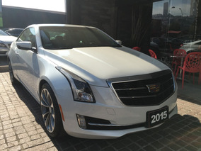 Cadillac Ats Coupé 2.0 At 2015 Blanco