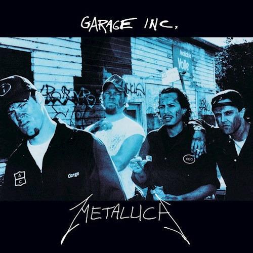 Garage Inc - Metallica (cd)