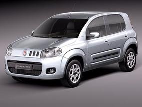 Sucata Fiat Uno Vivace 1.4