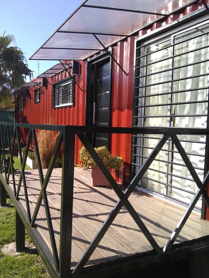 Casa Container Quinta Campo Chacra Vivienda 34