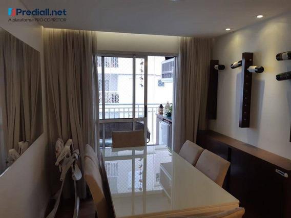 Apartamento Com 2 Dormitórios À Venda, 63 M² Por R$ 340.000 - Vila Guilherme - São Paulo/sp - Ap3880