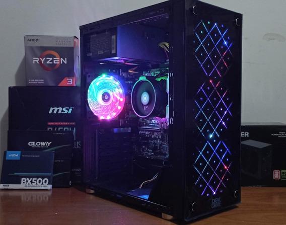 Pc Gamer Amd Ryzen 3 3200g 16gb Ram