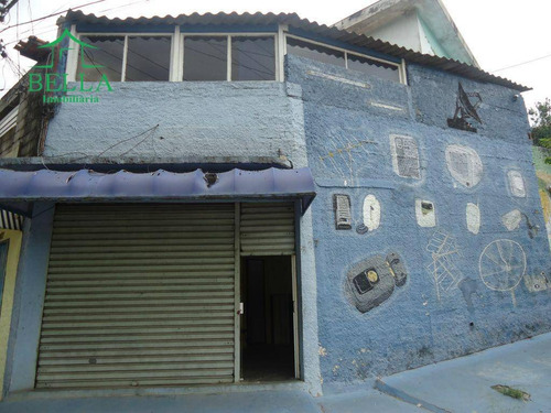 Sala Comercial Para Locação, Jaraguá, São Paulo. - Sa0031