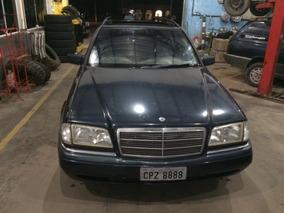 Mercedes C230 Kompressor Sw 1996 Blindada Venda Pecas