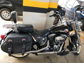 Harley-davidson Heritage Softail Classic Flstc 2017