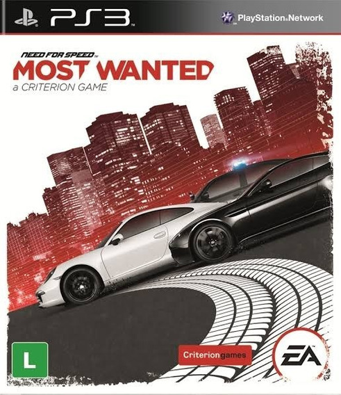 Need Most Wanted (ps3) Jogo Play3 Buy Em Oferta