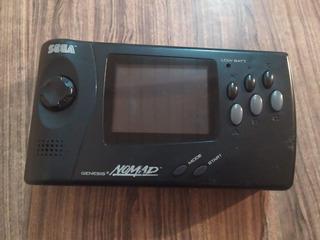 Sega Nomad + Mod Lcd