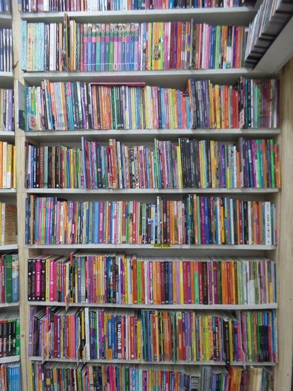 Lote 30 Livros Infanto Juvenil (frete Grátis)